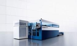 Putting into operation TRUMPF laser machine 2 English