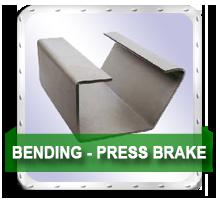 BENDING – PRESS BRAKE