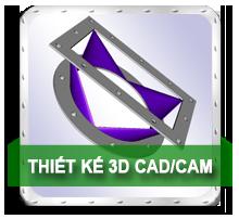 Thiết kế 3D CAD/CAM